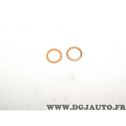 1 Joint cuivre durite tuyau banjo 947281 pour volvo 240 260 740 760 940 960 S90 V90
