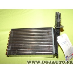 Radiateur de chauffage stocké sans emballage valeo 158004 pour renault clio 2 II DCI