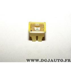 Fusible spécifique 60A jaune 979010 pour volvo 240 850 C70 S70 V70