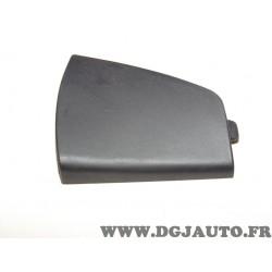 Cache plastique interieur fixation retroviseur avant droit noir 176554080 pour fiat croma 1 lancia thema