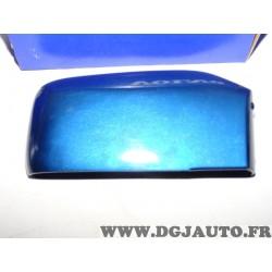Coque calotte retroviseur avant droit peint bleu 30807112 pour volvo S40 V40