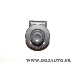 Platine bouton commande reglage retroviseur electrique 6552VV pour peugeot expert citroen jumpy