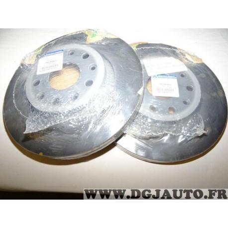 Paire disques de frein avant ventilé 305mm diametre 68250085AA pour jeep wrangler partir de 2018