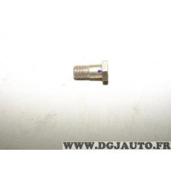 Vis creuse durite tuyau retour carburant 90093653 pour opel omega A 2.3D 2.3TD 2.3 D TD