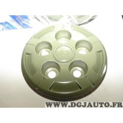 """Centre de roue vert jante 15"""" 15 pouces chapeau enjoliveur 1359371080 pour fiat ducato 3 III partir de 2006"""