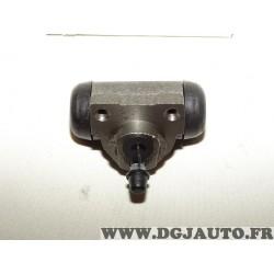 Cylindre de roue frein arriere montage bendix 71737952 pour fiat punto 1 lancia Y ypsilon