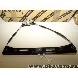 Mecanisme leve vitre manuel porte avant gauche 46803650 pour fiat panda 2 II partir de 2003