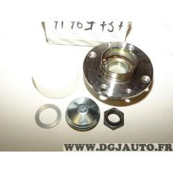 Kit moyeu roulement de roue arriere avec bague magnetique ABS 71769737 pour fiat barchetta bravo marea multipla