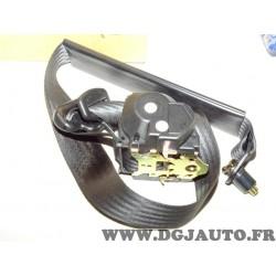 Enrouleur ceinture de sécurité avant droit 735336496 pour fiat doblo 1 de 2000 à 2005