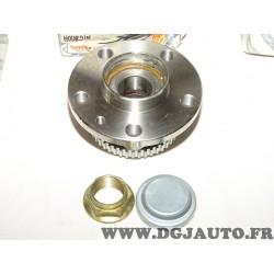 Kit moyeu roulement de roue arriere avant ABS 9567217780 pour fiat ulysse scudo lancia zeta citroen evasion jumpy peugeot 806 ex