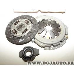 Kit embrayage disque + mecanisme + butée 71736753 pour fiat palio siena uno doblo 1 strada 1.2 essence