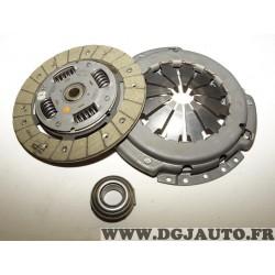 Kit embrayage disque + mecanisme + butée 71736552 pour fiat brava bravo marea palio punto 1 lancia Y ypsilon 1.2 16V essence