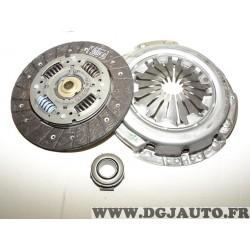 Kit embrayage disque + mecanisme + butée 71739511 pour fiat 500 panda 2 II 1.3JTD 1.3MJTD 1.3 JTD MJTD