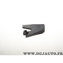 Agrafe attache fixation basvolet seuil revetement parebrise avant droit 7405A368 pour mitsubishi outlander ASX