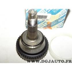 Tete de cardan arbre de transmission coté roue avec bague ABS 46307121 pour fiat palio siena fiorino