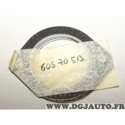 1 Joint tuyau echappement 60570513 pour alfa romeo 156 164 166 GTV spider lancia kappa