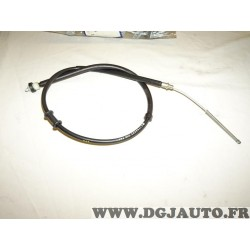 Cable de frein à main arriere droit 51708685 pour fiat panda 2 II de 2003 à 2009