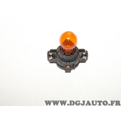 Ampoule feu clignotant type PY24W pour fiat lancia alfa romeo citroen C5 opel astra J cadillac CTS saturn outlook