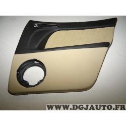 Garniture panneau de porte habillage portiere arriere droit beige alfatex (petits accrocs) 156053012 pour alfa romeo 156 de 2001