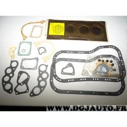 Pochette joint de rodage (contenu de la photo sans reclamation ) 5891818 pour fiat duna uno fiorino 1.1 1.3 essence