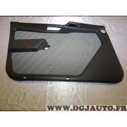 Garniture panneau de porte habillage portiere gauche gris 151655080 pour alfa romeo 155