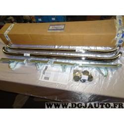 Paire de tubes marche pied 990E064J11 pour suzuki grand vitara 2 II version 3 portes