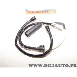 Contacteur capteur temoin usure plaquettes de frein 500667 pour BMW serie 5 E39