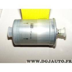Filtre à carburant essence WK853/1 pour audi 80 90 100 volkswagen corrado golf 1 2 I II jetta passat B2 B3 santana scirocco