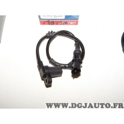 Capteur ABS roue avant 207450 pour opel corsa C meriva A tigra B combo 3 III