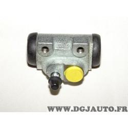 Cylindre de roue machoire frein arriere droit montage TRW BWF127 pour renault clio express super 5