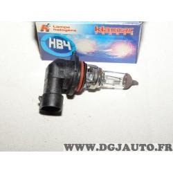 Ampoule de phare type HB4 86242Z pour fiat lancia alfa romeo renault peugeot citroen opel chevrolet mercedes BMW kia hyundai rov