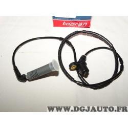 Capteur ABS roue arriere 500980 pour BMW E46 serie 3