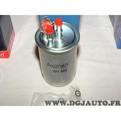 Filtre à carburant gazoil 301660 pour ford fiesta 4 IV focus 1 transit 1.8DI 1.8TDDI 1.8 DI TDDI