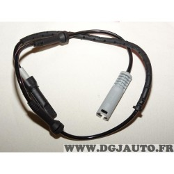 Capteur ABS roue arriere 500982 pour BMW E39 serie 5 520 523 525 528 535 540