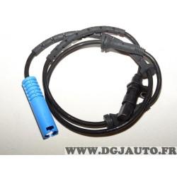 Capteur ABS roue arriere 500985 pour BMW E39 touring serie 5 520 523 525 528 530 540