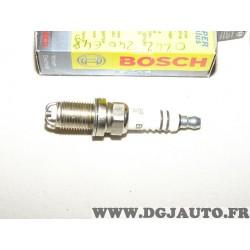 Lot 2 bougies allumage FR6KDC+ 0242240648 pour smart cabrio city coupé 0.6 599CC