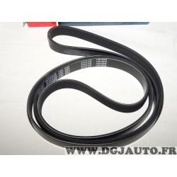 Courroie accessoire 6PK2050 400161 pour opel frontera A 2.0 2.2 essence suzuki grand vitara 2.4 chrysler voyager daewoo korando