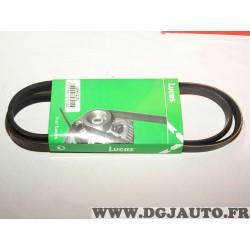 Courroie accessoire 4PK1237 pour audi A4 A6 A8 allroad skoda superb volkswagen passat B5 2.5TDI 2.5 TDI diesel