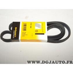 Courroie accessoire 5PK1885 pour BMW E36 serie 3 318TDS 318 TDS chevrolet niva