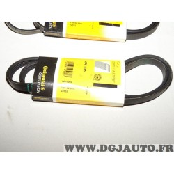 1 Courroie accessoire 4PK1165 pour renault twingo 1 honda CRZ CR-Z insight