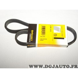 Courroie accessoire 5PK1015 pour alfa romeo 155 SZ citroen BX daewoo lanos nexia ford escort 5 6 7 V VI VII mazda 323 626 MX3 MX