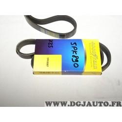 1 Courroie accesoire 5PK887 pour hyundai i20 i30 kia picanto toyota corolla 8 VIII E110 subaru legacy