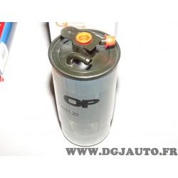 Filtre à carburant gazoil EFF505120 pour BMW E39 E46 E53 opel omega B landrover range rover alpina D10 2.5 3.0 D TD DTI
