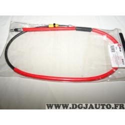 Cable frein à main arriere gauche 404654 pour renault clio 3 III modus