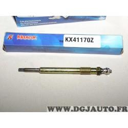 Lot 2 bougies prechauffe KX41170Z pour opel vectra B 2.0DI 2.0 DI 16V