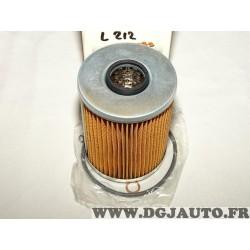 Filtre à huile ML490 pour BMW E34 E36 320 325 328 520 525 volvo V70