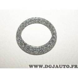 Bague joint metallique tuyau silencieux echappement 094007 pour citroen BX 1.4 essence