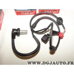 Capteur ABS vitesse de roue avant 110482 pour audi A6 de 1997 à 2005