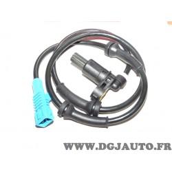 Capteur ABS vitesse de roue arriere 721608 pour peugeot 206 dont SW