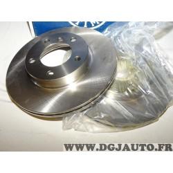 Paire disque de frein avant ventilé 286mm diametre BS3240 pour BMW serie 3 E36 E46 dont Z3